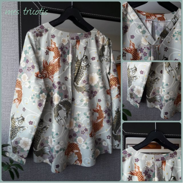 collage blouse serres auteuil